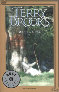 Libro Ciclo di Landover – Mago a metà Terry Brooks