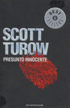 Libro Presunto innocente Scott Turow