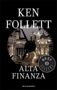 Libro Alta finanza Ken Follett