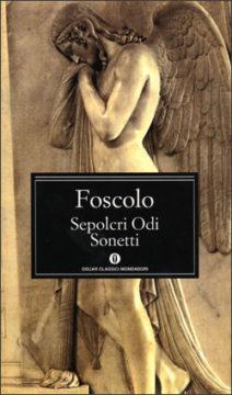 Libro Sepolcri – Odi – Sonetti Ugo Foscolo