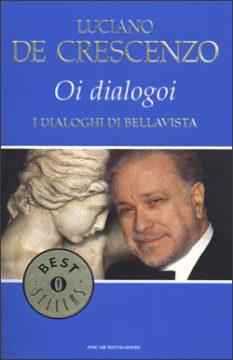 Libro Oi dialogoi Luciano De Crescenzo
