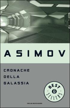 Libro Fondazione Isaac Asimov