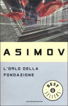 Libro L'orlo della Fondazione Isaac Asimov