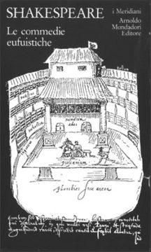 Libro Le commedie eufuistiche William Shakespeare