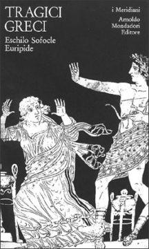 Libro Tragici greci AA.VV.