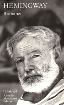 Libro Romanzi Ernest Hemingway
