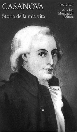 Libro Storia della mia vita Giacomo Casanova