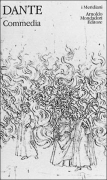 Libro La Divina Commedia Dante Alighieri
