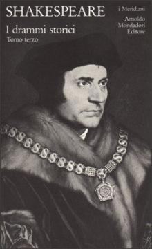 Libro I drammi storici William Shakespeare
