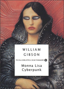 Libro Monna Lisa cyberpunk William Gibson