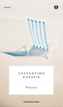 Libro Poesie Costantino Kavafis