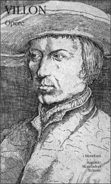 Libro Opere François Villon