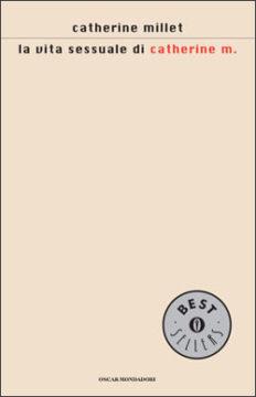 Libro La vita sessuale di Catherine M. Catherine Millet