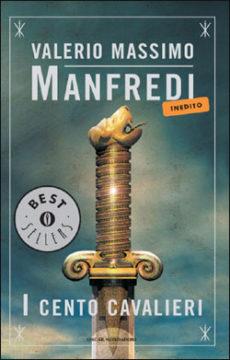 Libro I cento cavalieri Valerio Massimo Manfredi