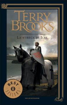 Libro Il viaggio della Jerle Shannara – La strega di Ilse Terry Brooks