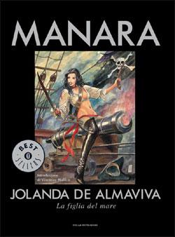 Libro Jolanda de Almaviva Milo Manara