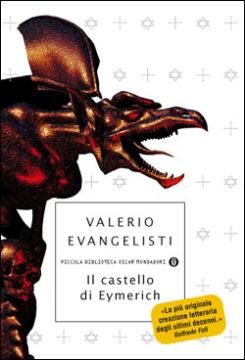 Libro Il castello di Eymerich Valerio Evangelisti