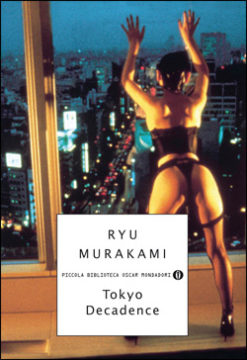 Libro Tokyo Decadence Ryu Murakami
