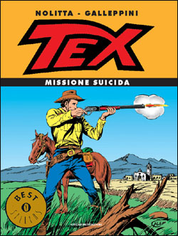 Tex. Missione suicida