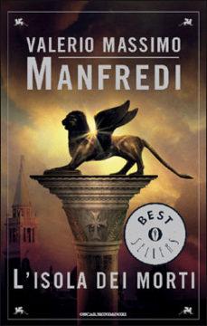 Libro L'isola dei morti Valerio Massimo Manfredi