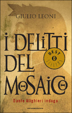 Libro I delitti del mosaico Giulio Leoni