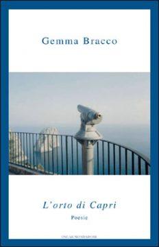 Libro L'orto di Capri Gemma Bracco