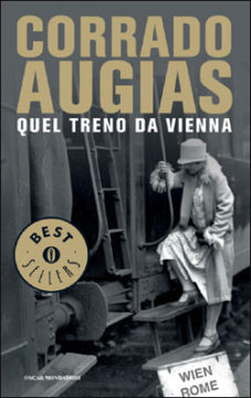 Libro Quel treno da Vienna Corrado Augias
