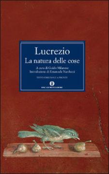 Libro De rerum natura Lucrezio