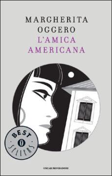 Libro L'amica americana Margherita Oggero
