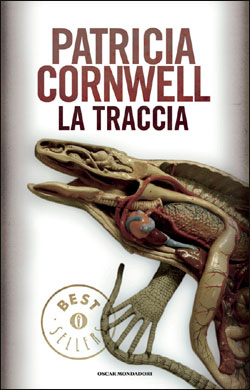Libro La traccia Patricia Cornwell