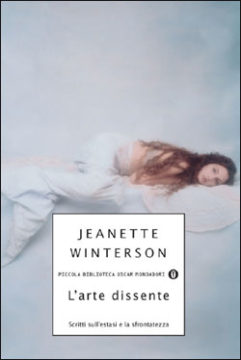 Libro L'arte dissente Jeanette Winterson