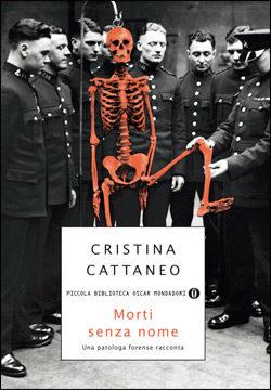 Libro Morti senza nome Cristina Cattaneo