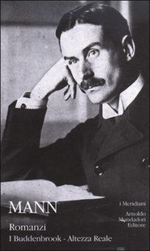 Libro Romanzi Thomas Mann