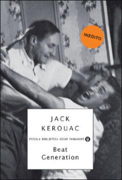Libro Beat Generation Jack Kerouac
