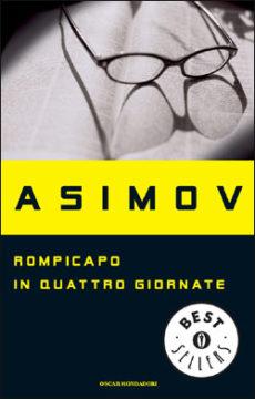 Libro Rompicapo in quatro giornate Isaac Asimov
