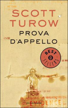 Libro Prova d'appello Scott Turow