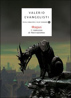 Libro Magus Valerio Evangelisti