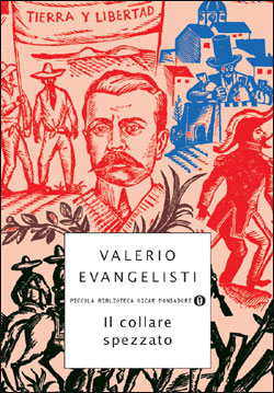 Libro Il collare spezzato Valerio Evangelisti