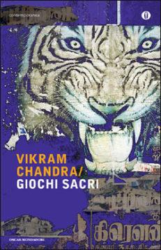 Libro Giochi sacri Vikram Chandra