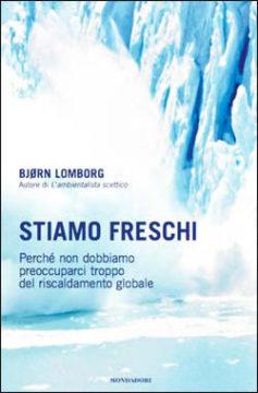 Libro Stiamo freschi Bjørn Lomborg
