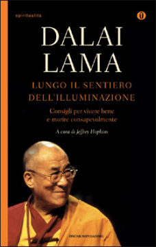 Libro Lungo il sentiero dell'illuminazione Dalai Lama