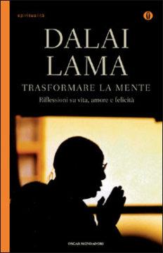 Libro Trasformare la mente Dalai Lama