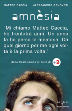 Libro Amnesia Matteo Caccia, Alessandro Genovesi