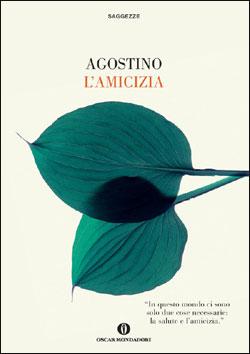 Libro L'amicizia Sant'Agostino