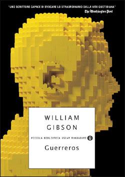 Libro Guerreros William Gibson