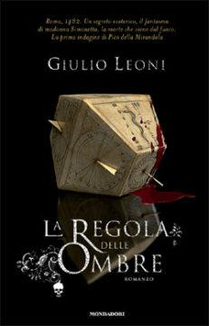 Libro La regola delle ombre Giulio Leoni