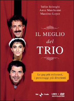 Il meglio del Trio (libro + dvd)