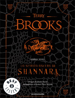 Libro Lo spirito oscuro di Shannara Terry Brooks
