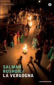 Libro La vergogna Salman Rushdie