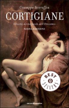 Libro Cortigiane Giuseppe Scaraffia